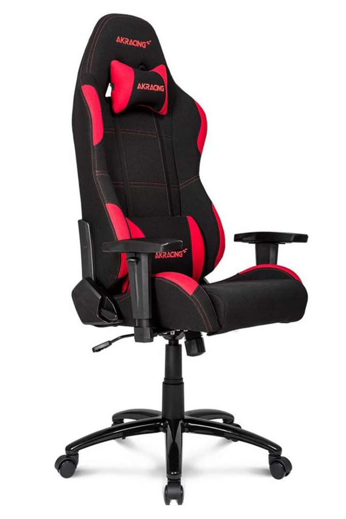 AKRacing Core Series EX Gaming Chair black and red