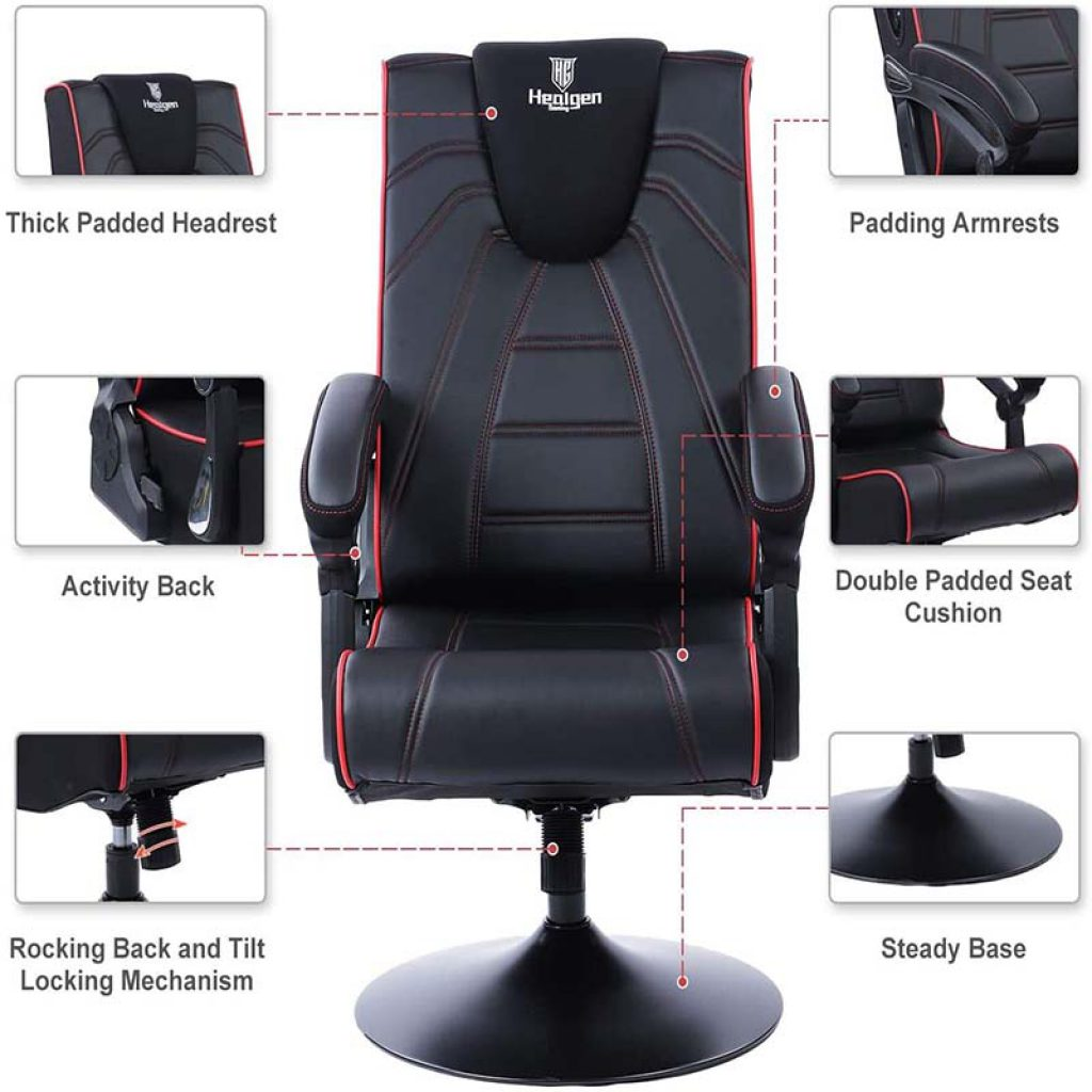 Super Unique Best Budget Pc Gaming Chair In 2021