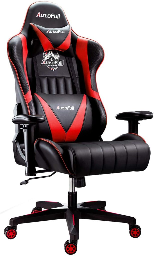 AutoFull Best Gaming Chair For Big And Tall Person