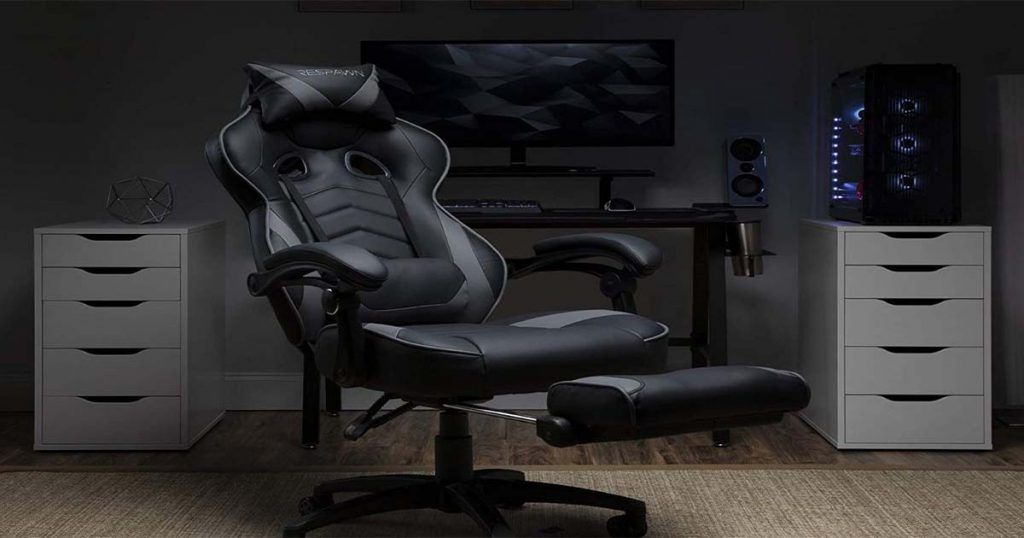 Best Gaming Chair With Footrests