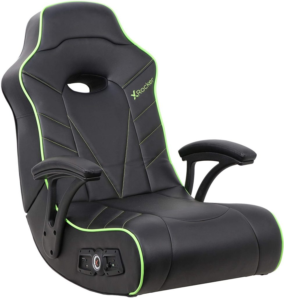 cheap ps4 gaming chair with speakers