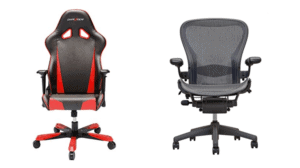 What is The Difference Between Ergonomic Chair And Gaming Chair?