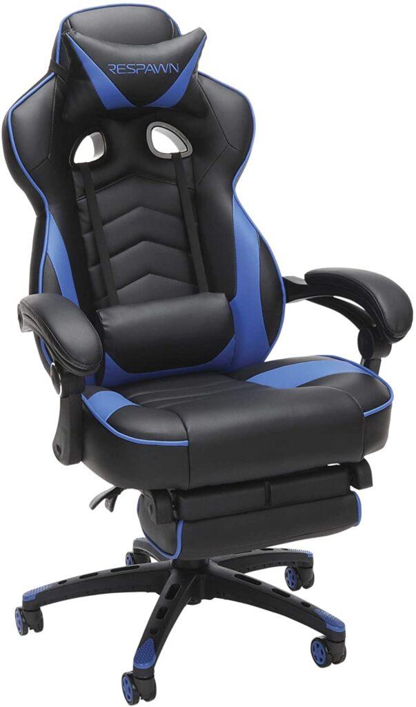 RESPAWN 110 Gaming Chair, Gray GAMINGCT