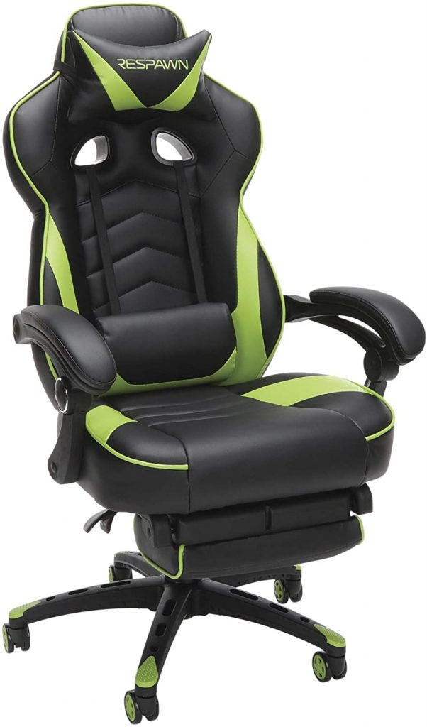 RESPAWN Best Gaming Chair For Back Support