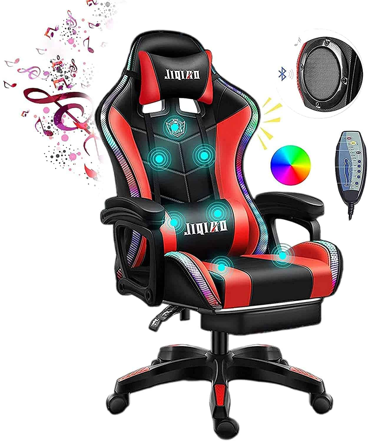 Top 5 Bluetooth gaming chair Xbox one