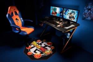 dragon ball z gaming chair