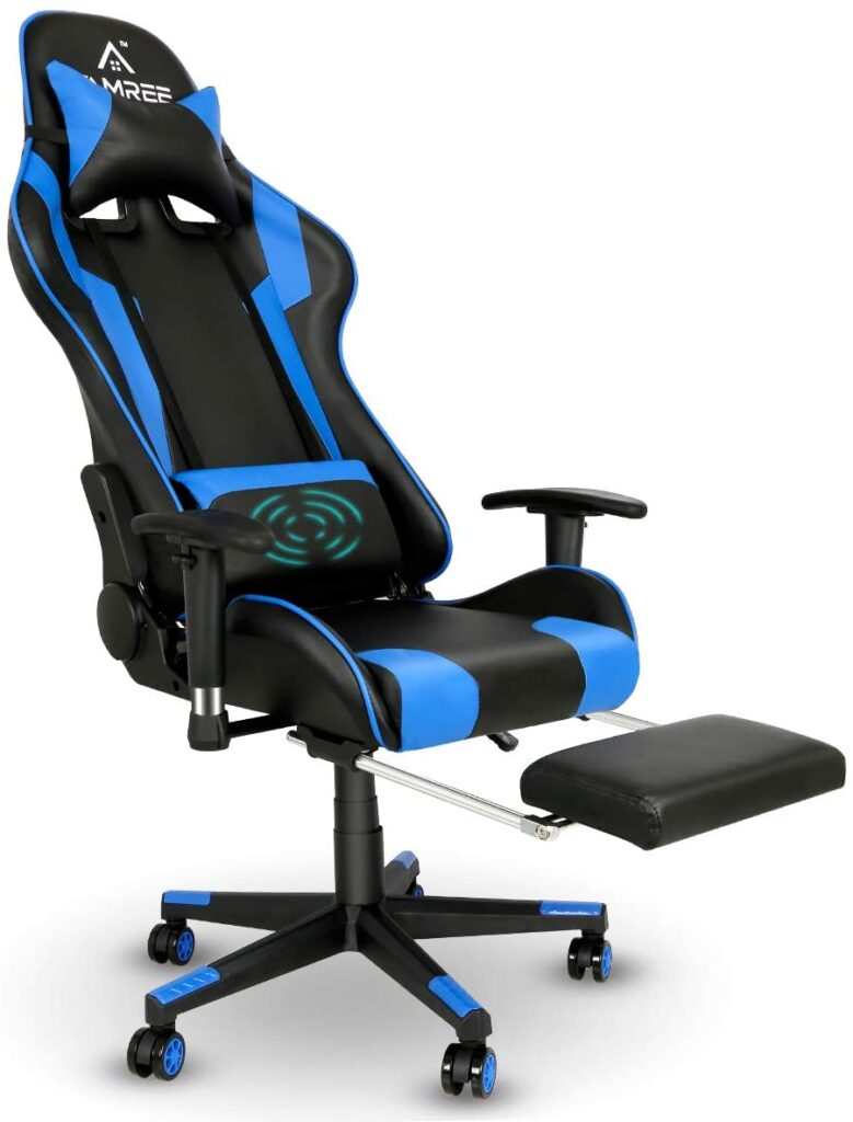 Best Pc Gaming Chair With Footrest in 2021