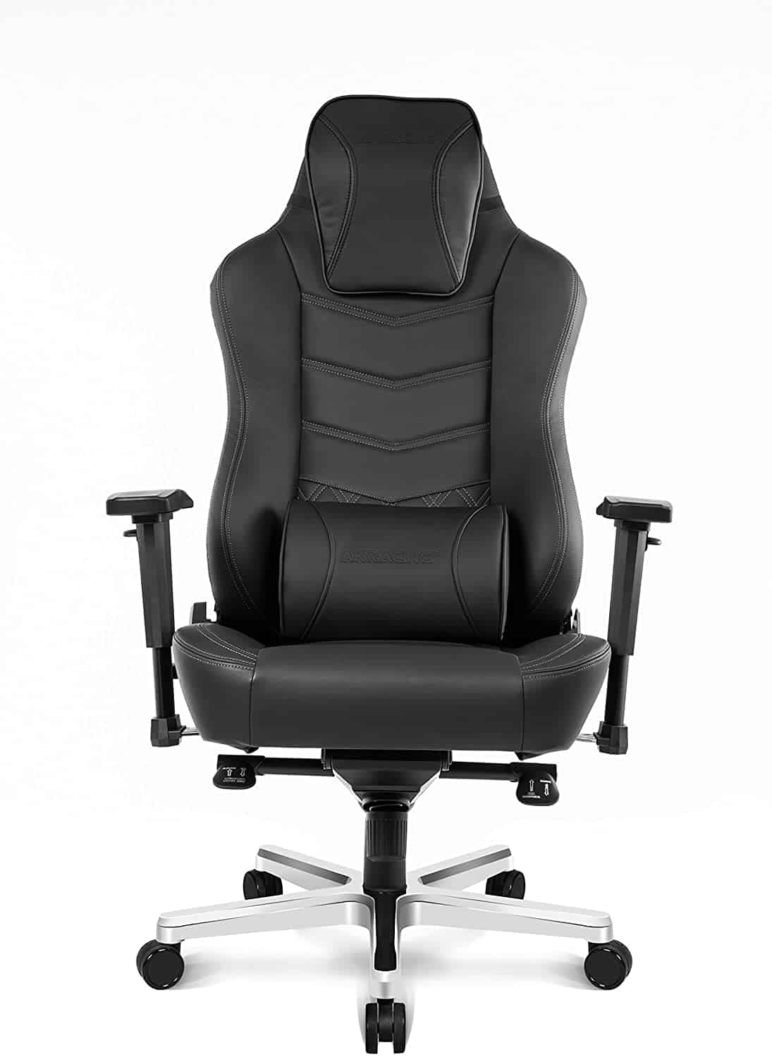 AKRacing Office Series Onyx Deluxe Executive Real Leather Desk Chair