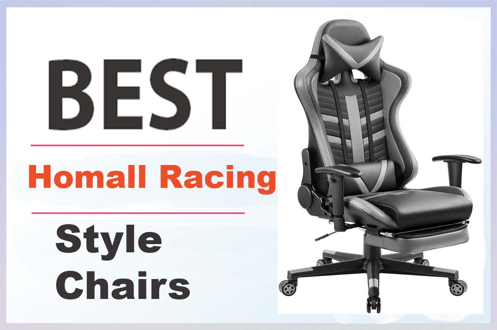 Best Homall Racing Style Ergonomic Computer Gaming