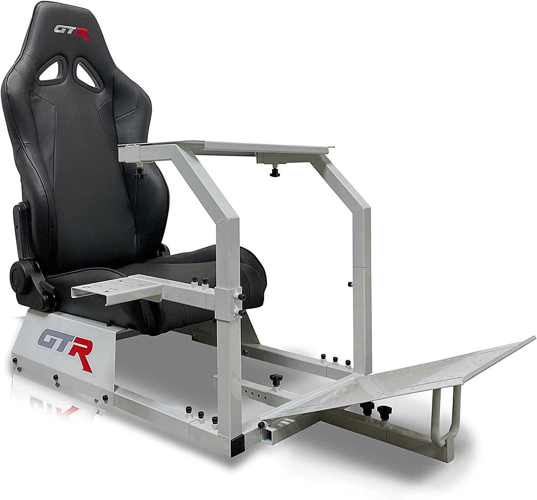 GTR Simulator - GTA Model with Real Racing Seat