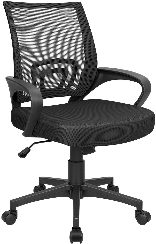 Homall Office Mid Back Computer Ergonomic Desk Chair