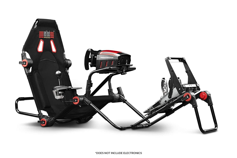Next Level Racing F-GT Lite Formula and GT Foldable Simulator Cockpit (NLR-S015)