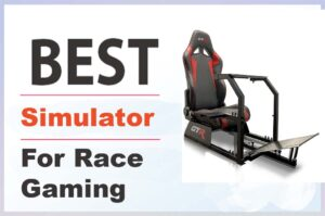 Xbox 360 Gaming Chair With Steering Wheel