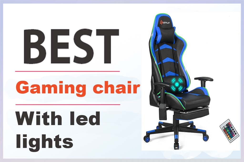 best gaming chair with led lights