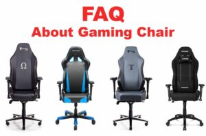Frequently Asked Questions (FAQ) About Gaming Chairs